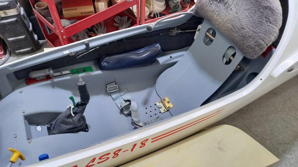 cockpit refurbishing