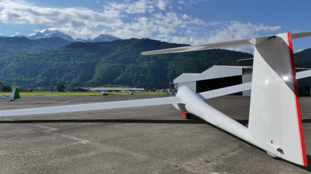 Flex Aerotechnics, la location de planeur dans les Alpes et où vous le souhaitez!